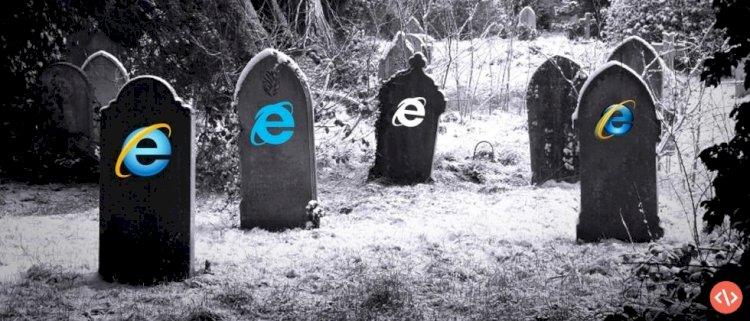 Microsoft, İnternet Explorerin Tarihe karışacağı Günü Açıkladı